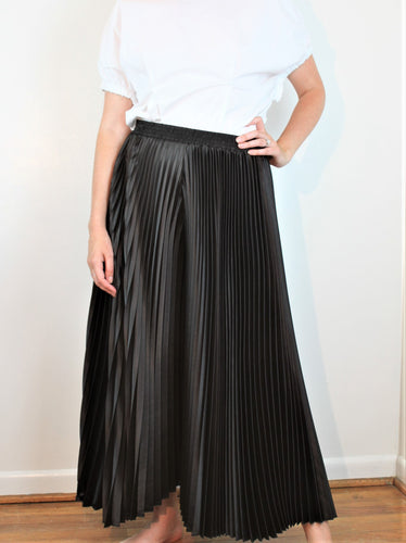 Pleated Palazzo Pants on SALE