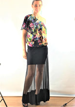 Load image into Gallery viewer, Floral Chiffon Blouson on SALE