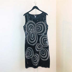 Damee Inc. Sequin Cocktail Dress