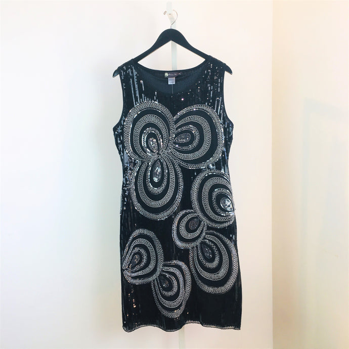 Damee Inc. Sequin Cocktail Dress on SALE