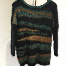 Load image into Gallery viewer, Pullover Long Sleeve Sweater - Mechant - frock-on-penn-llc - Tops