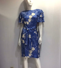 Load image into Gallery viewer, Vintage Silk Dress - frock - frock-on-penn-llc - Vintage