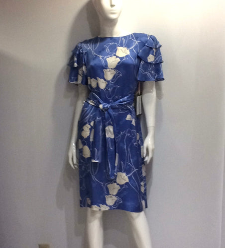 Vintage Silk Dress - frock - frock-on-penn-llc - Vintage
