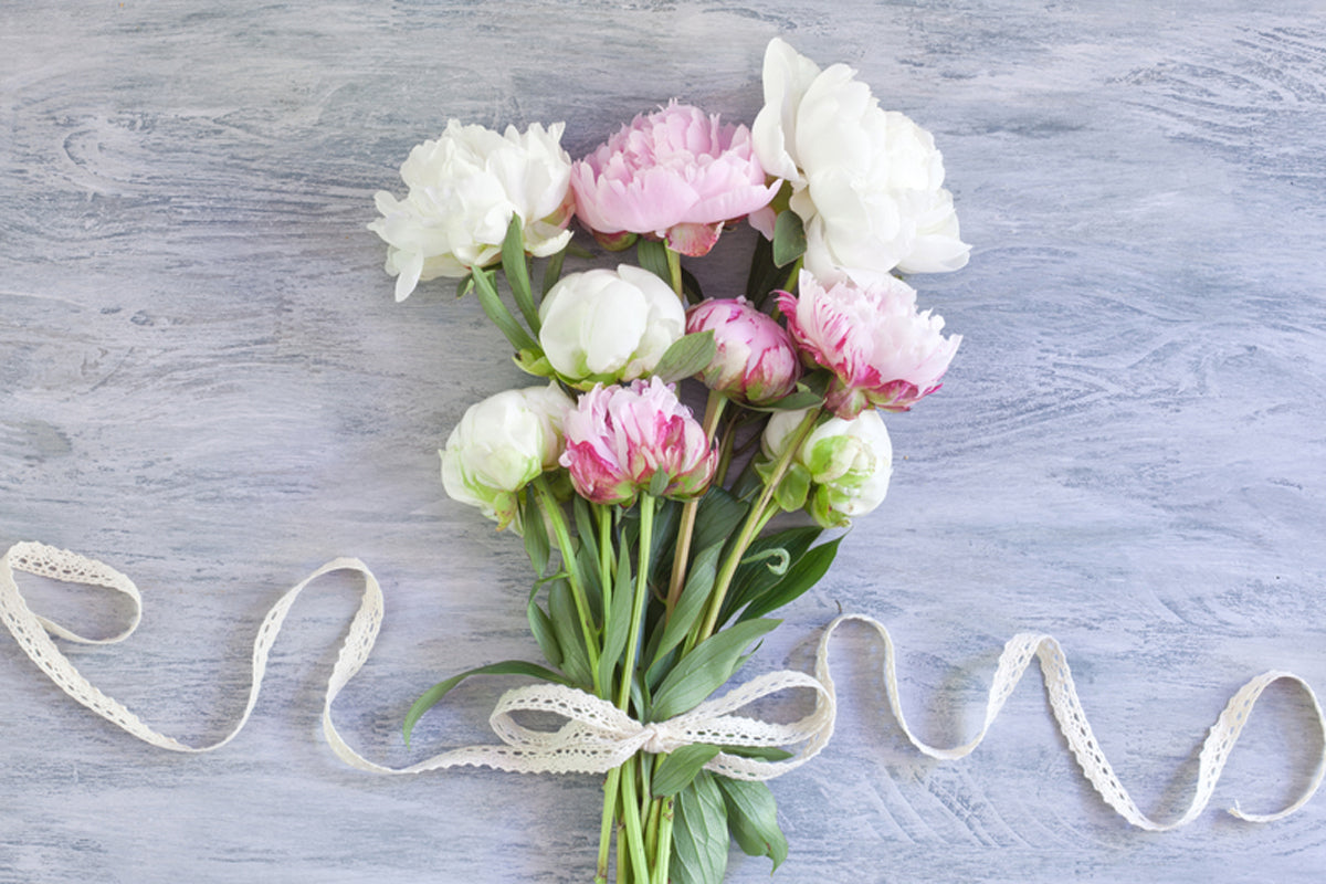Pure Peonies Bouquet - Terms and Conditions
