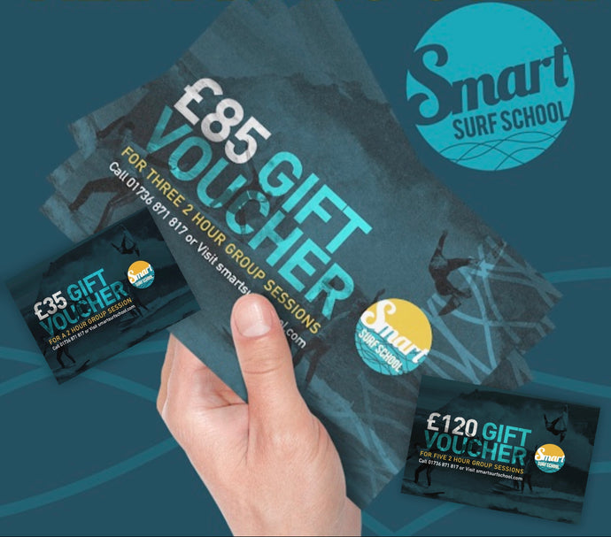 Surf Lesson Gift Vouchers
