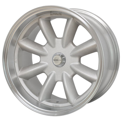 white racing rims