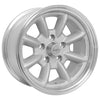 "Superlite 15x8 5x114.3 4"" Backspacing 73mm Centre Bore SPL158140"