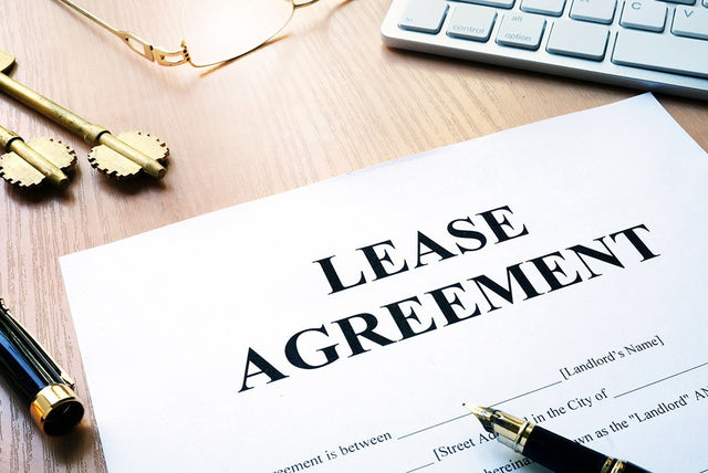 Avoid Leasing Mistakes by Jac Lee