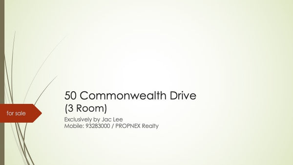 50 Commonwealth Drive