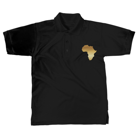 Africa PRIDE Men's Polo Shirt
