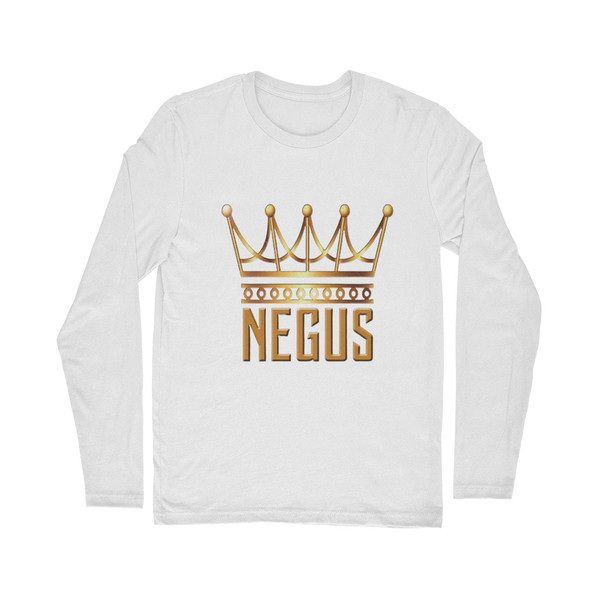 NEGUS King Long Sleeve T-Shirt