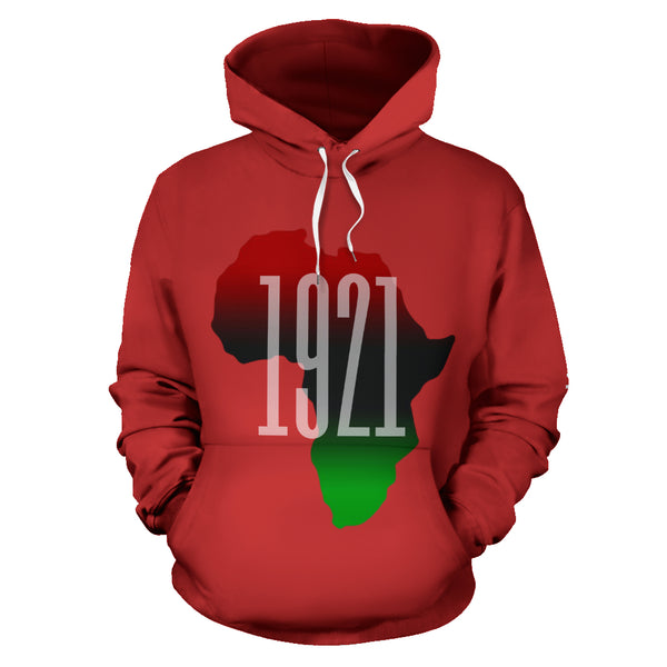 Never Forget Tulsa 1921 Hoodie