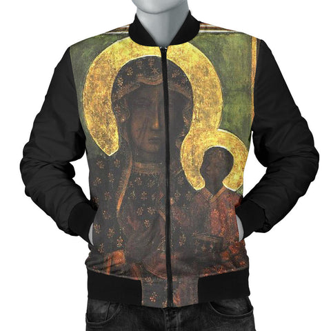 Black Madonna and child  Jacket