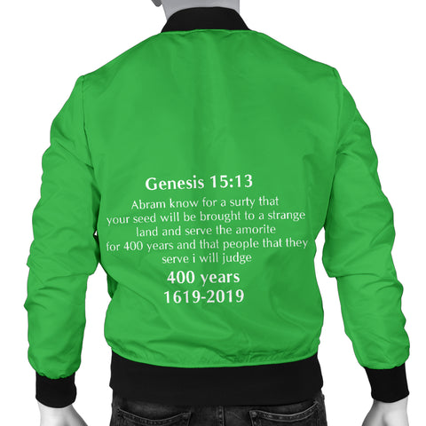 Genesis Jacket Green for Men