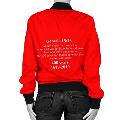 Genesis Jacket for Women Red