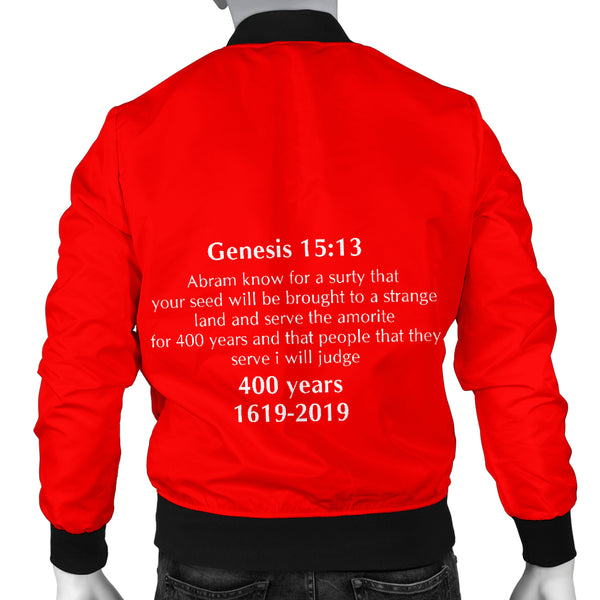 Genesis Jacket Red for Men
