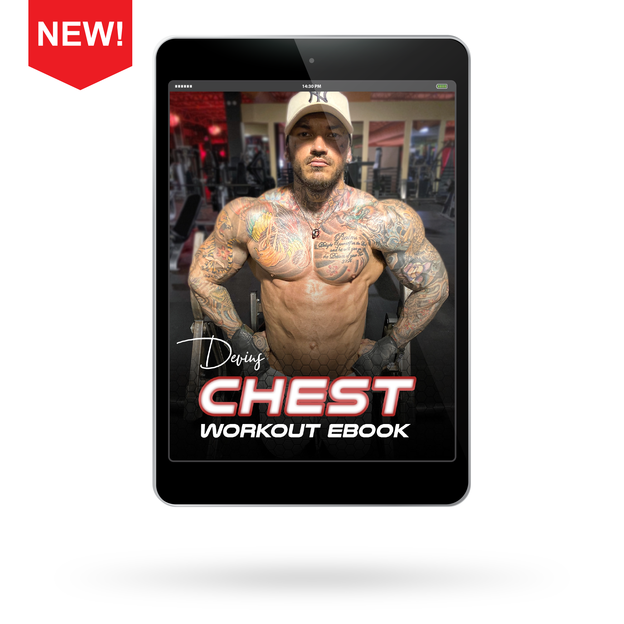 Chest Workout eBook