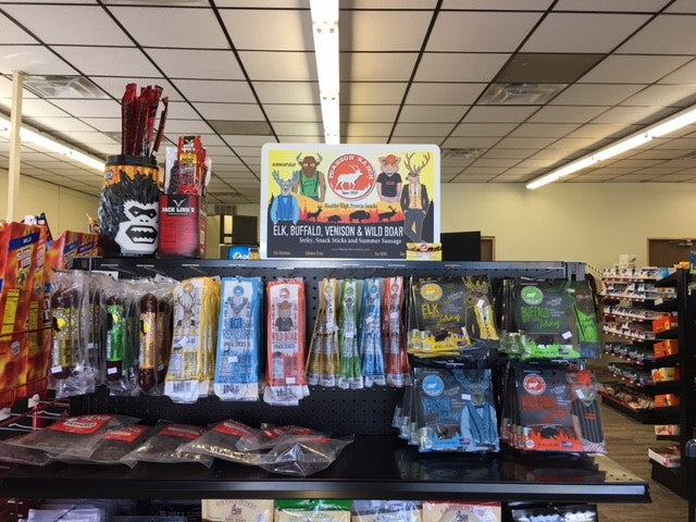 THREE New Stores in Wyoming Selling Pearson Ranch Jerky!