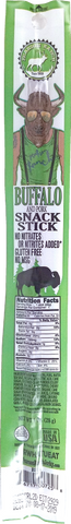Wholesale Buffalo Hickory Smoked Snack Stick