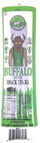 Wholesale Buffalo Hickory Snack Stick Multipack