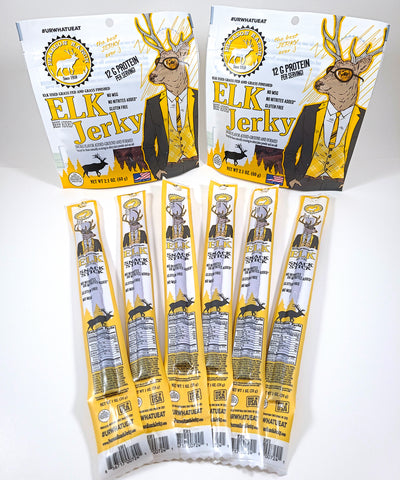 The City Slicker - Elk Variety Pack