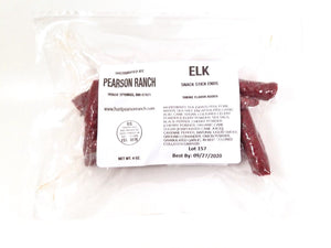 Elk Hickory Snack Stick Ends & Pieces
