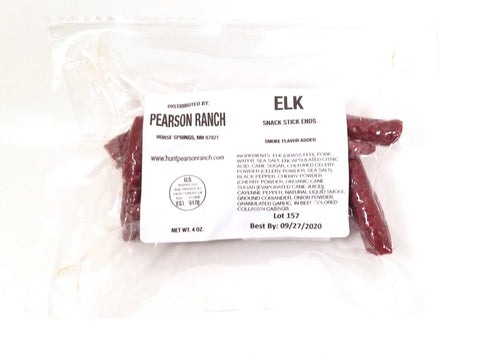 Elk Hickory Snack Stick Ends & Pieces (4 oz)