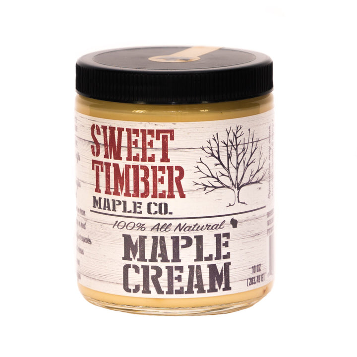 Maple Cream- 10 oz