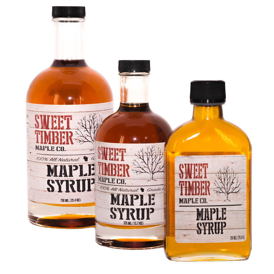 Sweet Timber Maple Syrup
