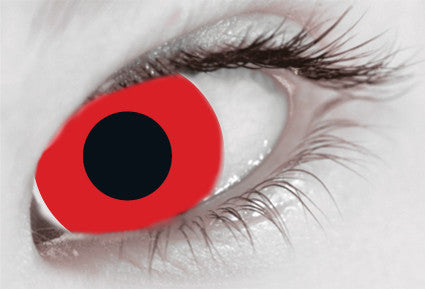 Red Mini Sclera 17mm