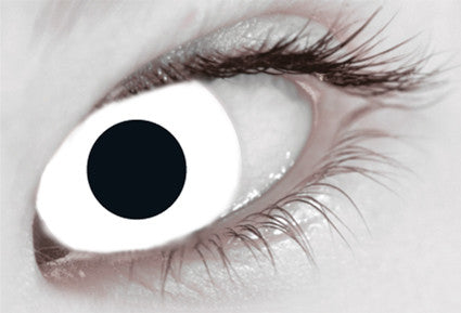 White Mini Sclera 17mm