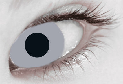 Grey Mini Sclera 17mm