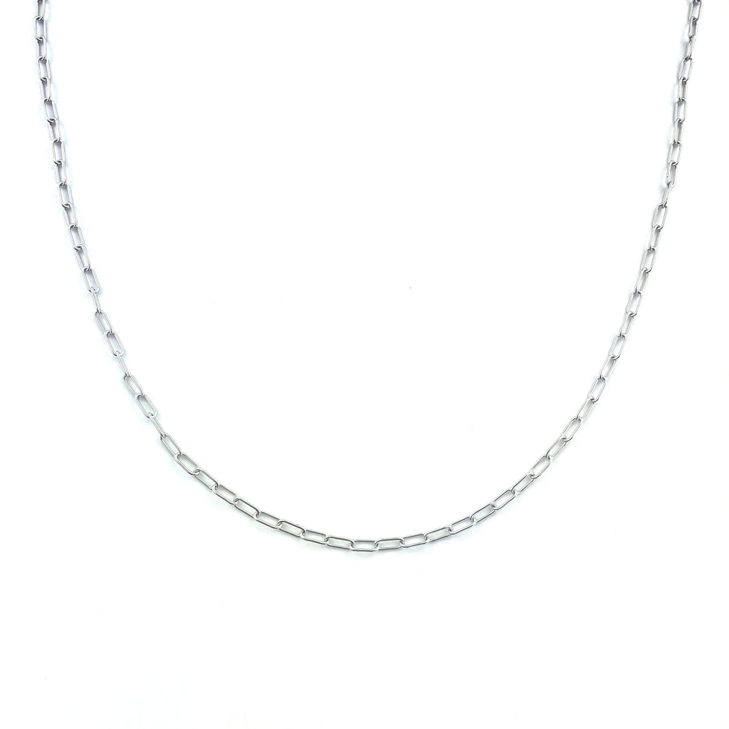 Live Light Silver Chain
