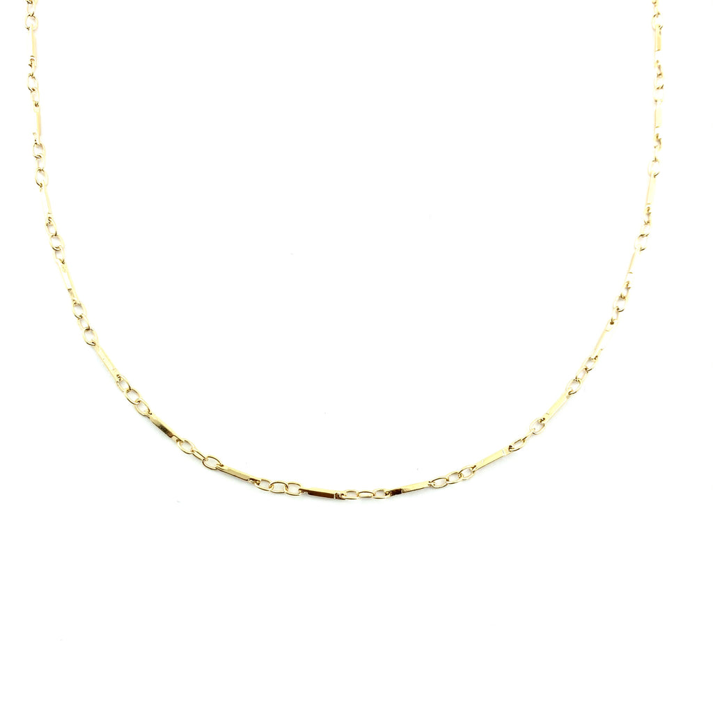 Reese Gold Chain Necklace