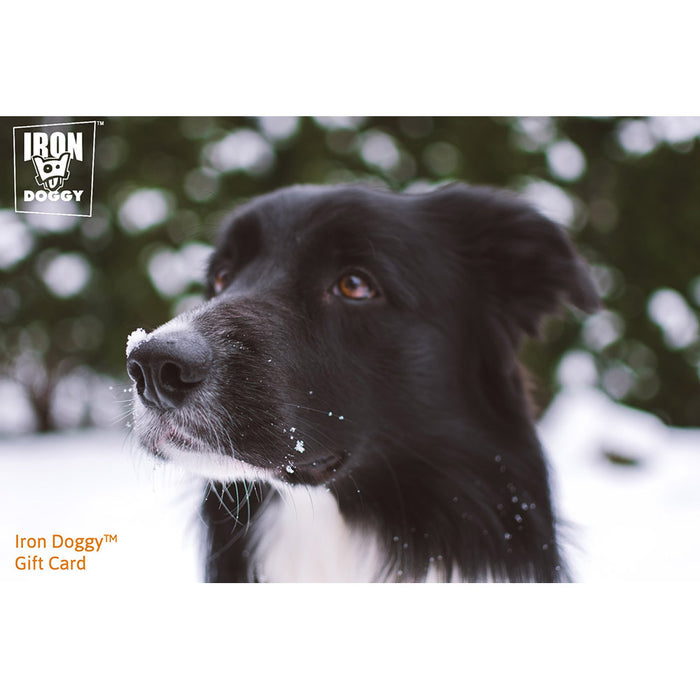 Iron Doggy™ - Digital Gift Cards