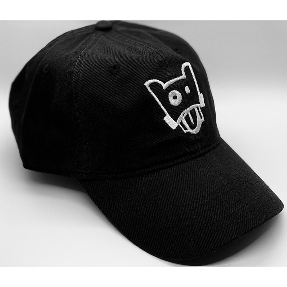 New! Iron Doggy™ Embroidered Caps