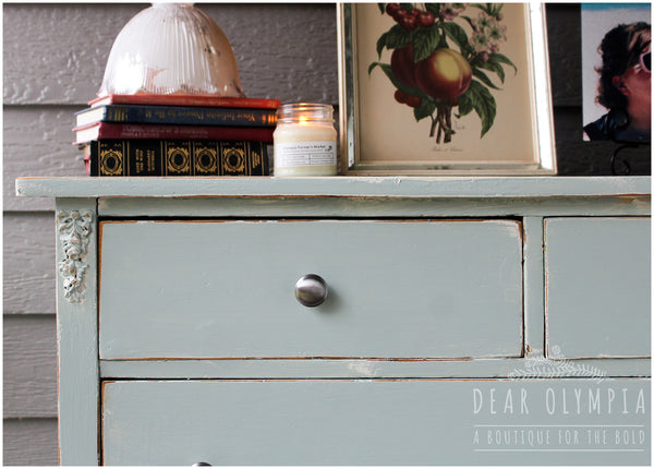 Inglenook Chest of Drawers Makeover