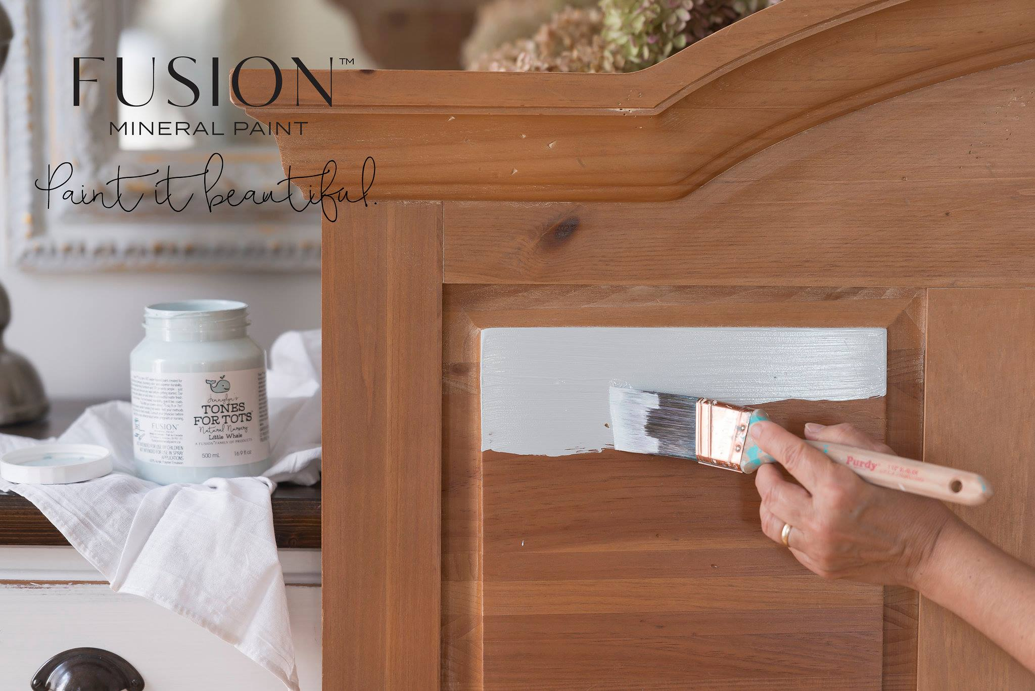 fusion mineral paint blog - dear olympia