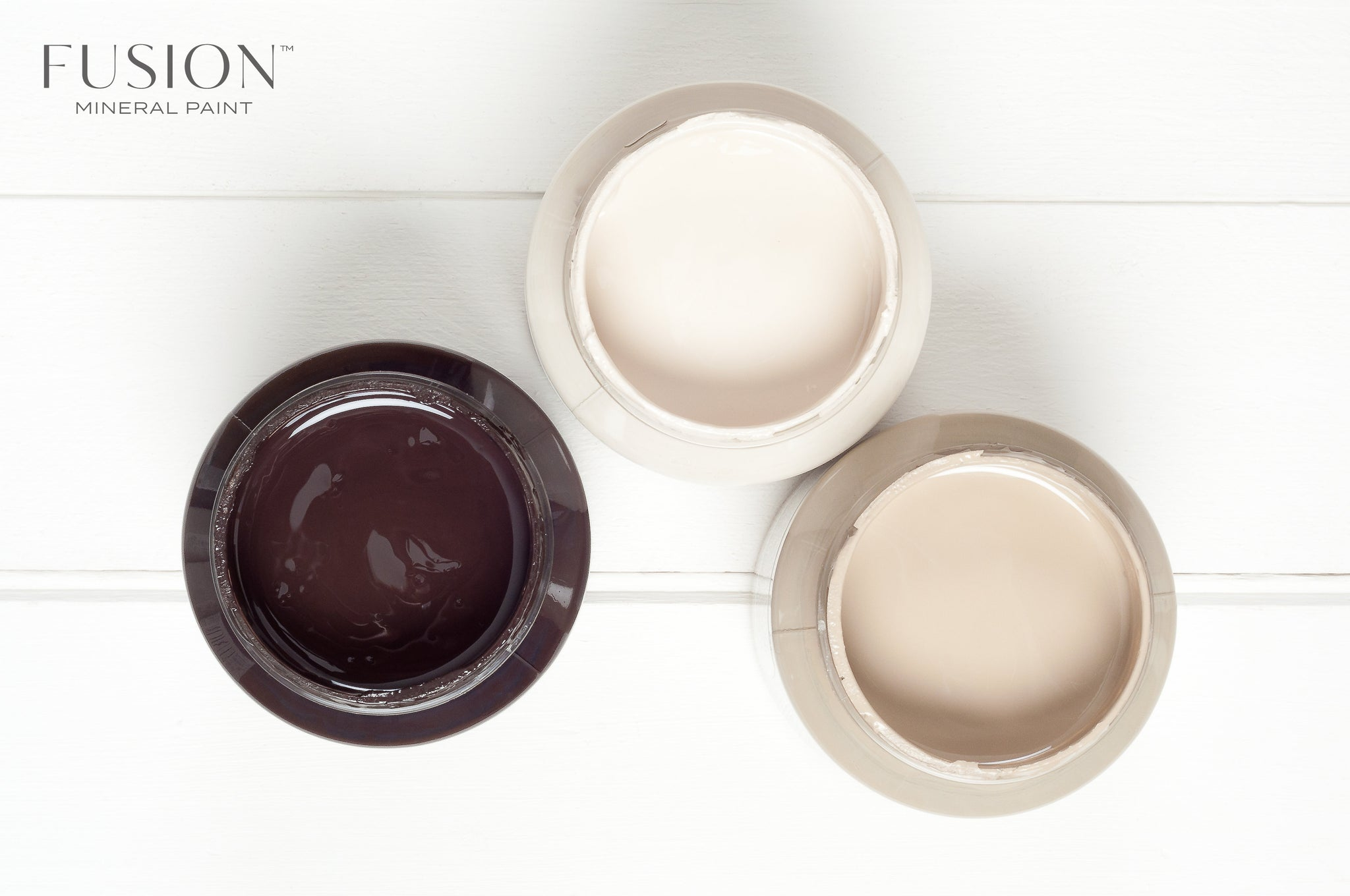Fusion Mineral Paint Neutral Paint Colors