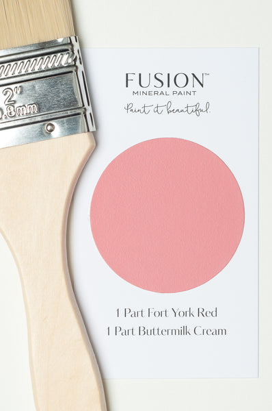 Fusion Mineral Paint Custom Paint Blend Recipes Dear