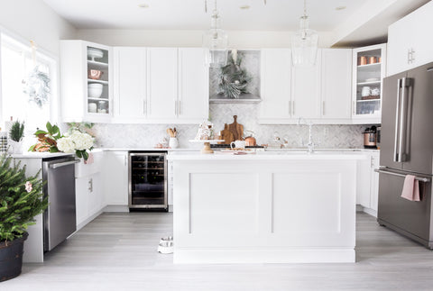 How To Paint Your Kitchen Cabinets With Fusion Mineral Paint Dear