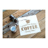 Homestead and Christmas Coffee Bundle (2 Stencils)