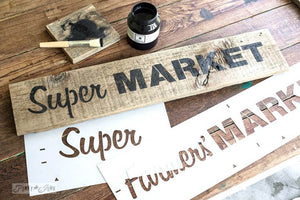 Market Extensions - Super, Flower, Vintage, Flea - Fusion Mineral Paint - Where to Buy Online - Dear Olympia - Flate Rate US Shipping