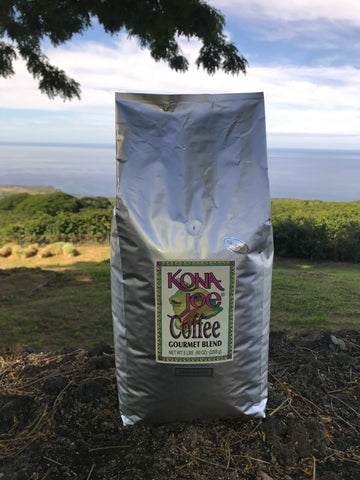 Green Kona Joe Coffee