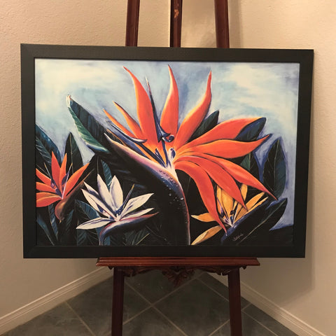 Art Special - Birds of Paradise