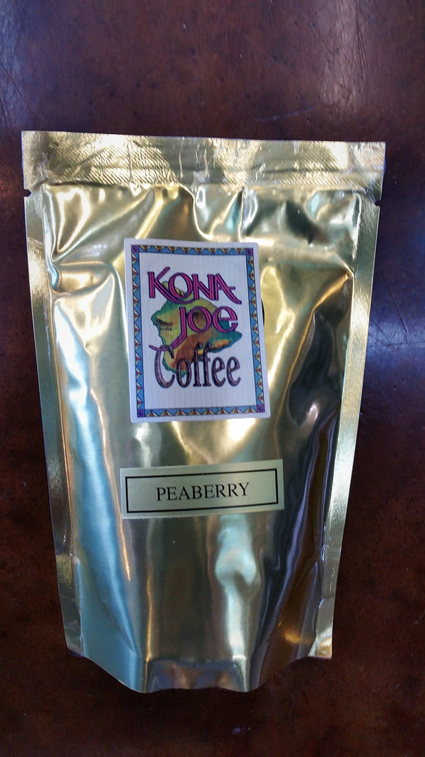 Peaberry Kona Joe Coffee