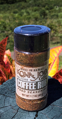 Volcano Coffee Spice Rub