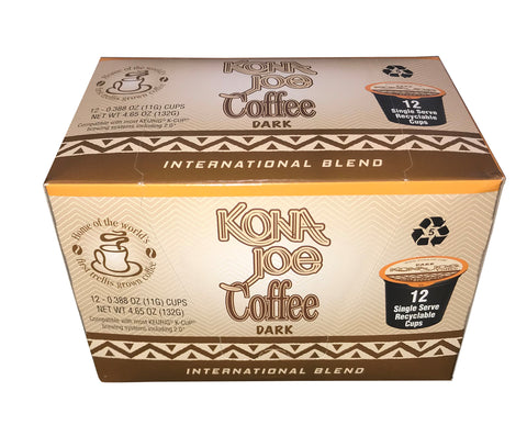 K Cups from Kona Joe