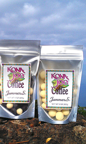 JammerS Chocolate Covered Kona Joe