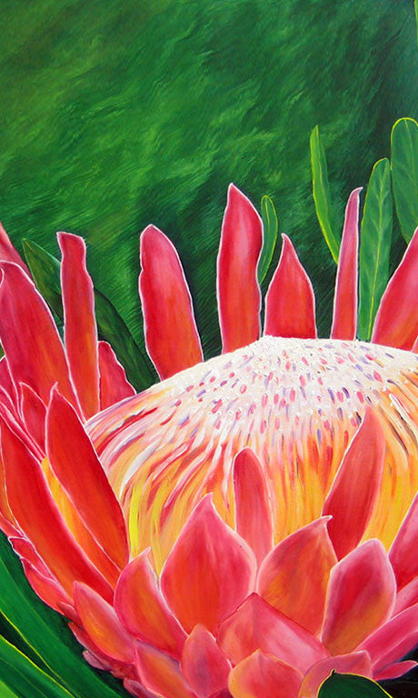 Queen Protea Gift Card